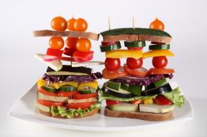 sandwich végétarien 2