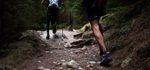 chaussures de trail pour hommes