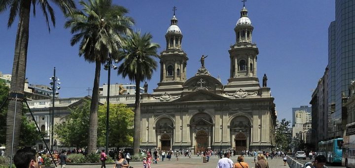 Santiago-de-Chile-Plaza-de-Armas